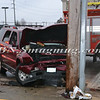Farmingdale Car Vs Pole Merrits Rd  1-17-12-5