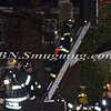 Farmingdale F D  Working Garage Fire Columbia St  1-10-12-2