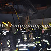 Farmingdale F D  Working Garage Fire Columbia St  1-10-12-7