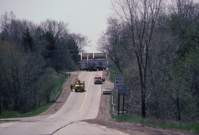 This image was taken looking South down Middlebelt from the intersection at 13 Mile Road.