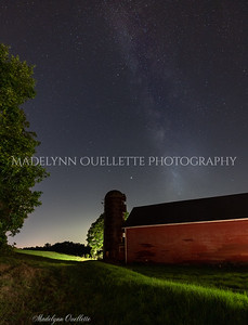 Milkyway on Raynes Farm