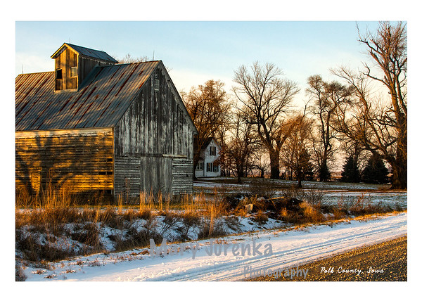 All Occasion Greeting Cards-Farms and Fields of Iowa