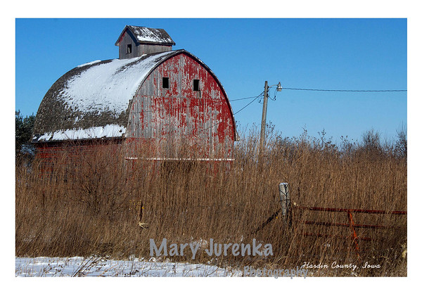Greeting Card-Hardin County, Iowa