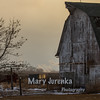 I took this picture near highway 69 north of Jewell, Iowa just before sunset.  This gallery also contains a picture of this barn taken at sunrise.