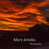 Fiery Sunset in Jasper County