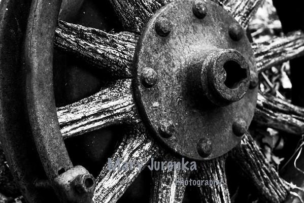 old wheelbw