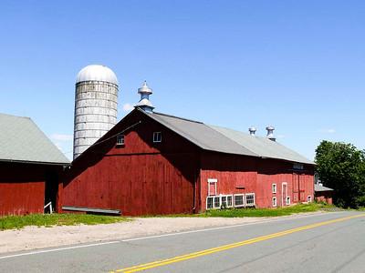 A Portrait of a Small New England Farm