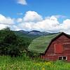 Adirondack Mountains near the High Peaks region