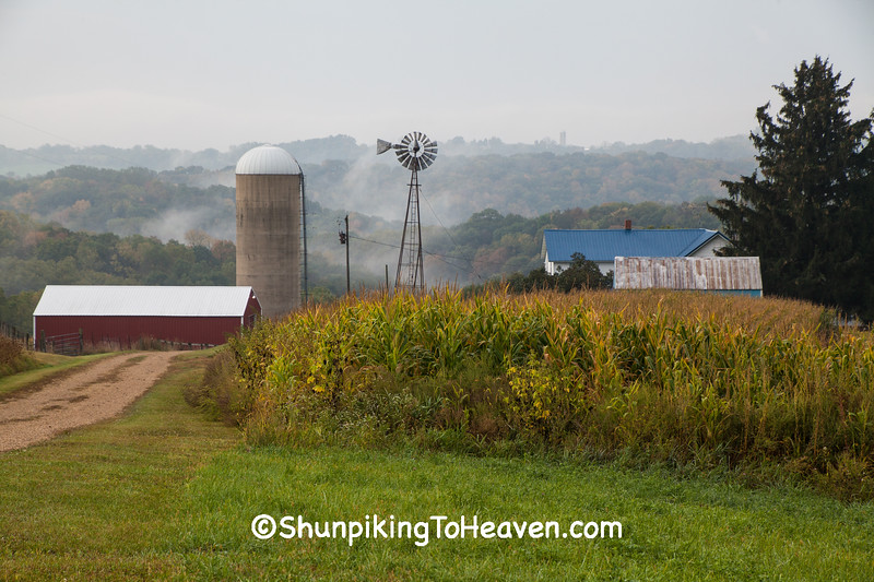 September Farm, Crawford County, Wisconsin