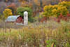 Autumn Farm Scene, Richland County, Wisconsin
