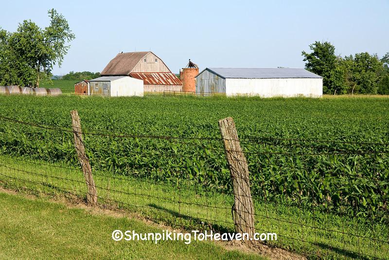 Sywassink Farm, Muscatine County, Iowa