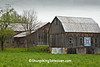 Quilt Barn Farm Scene, Athens County, Ohio