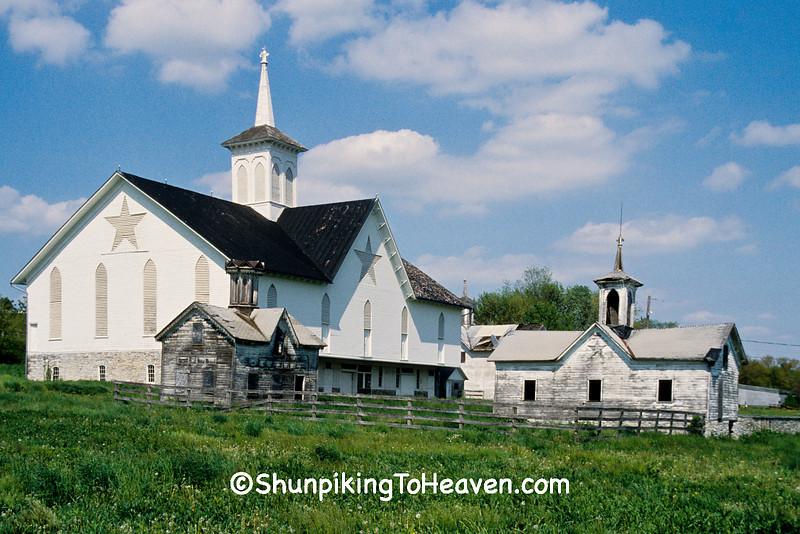 The Original Star Barn Complex, Dauphin County, Pennsylvania