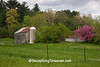 Spring Farm Scene, Sauk County, Wisconsin