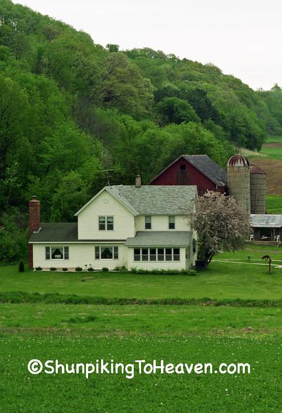 Herman Ringelstetter Farm, Wilson Creek, Sauk County, Wisconsin