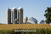 Farm Scene, Monroe County, Wisconsin