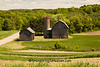 Farm Scene, Juneau County, Wisconsin