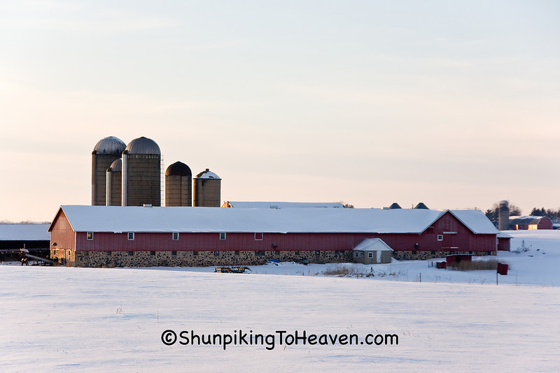 The Lawrence Ringelstetter Farm, Jefferson County, Wisconsin