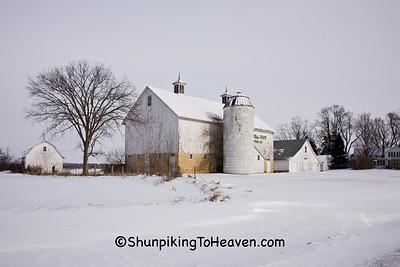 Airy Knoll Farm, Sauk County, Wisconsin