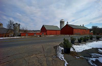 Tulmeadow Farm, January 2010