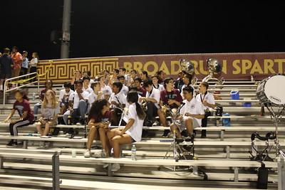 Farmwell Station Middle School 8th Grade Band Night