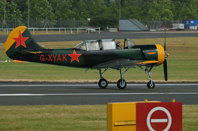 Farnborough Airshows