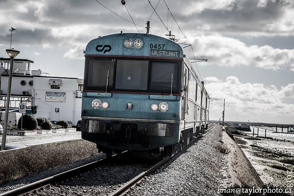Faro, Portugal, Jan. 2018