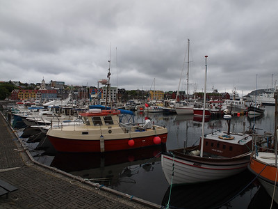 Various shots from Torshavn on the Faroe Islands  Photo Martin Bager