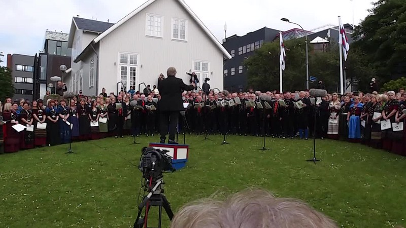 Various shots from Torshavn on the Faroe Islands <br /> Photo Martin Bager