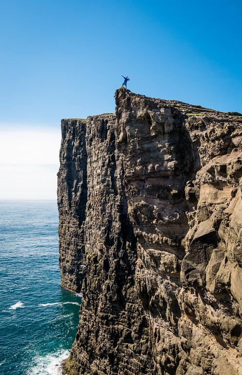 Vagar Cliffs