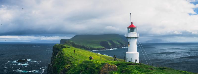 Lighthouse on Mykines 2