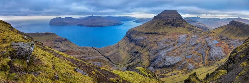 Faroe Island Panoramic
