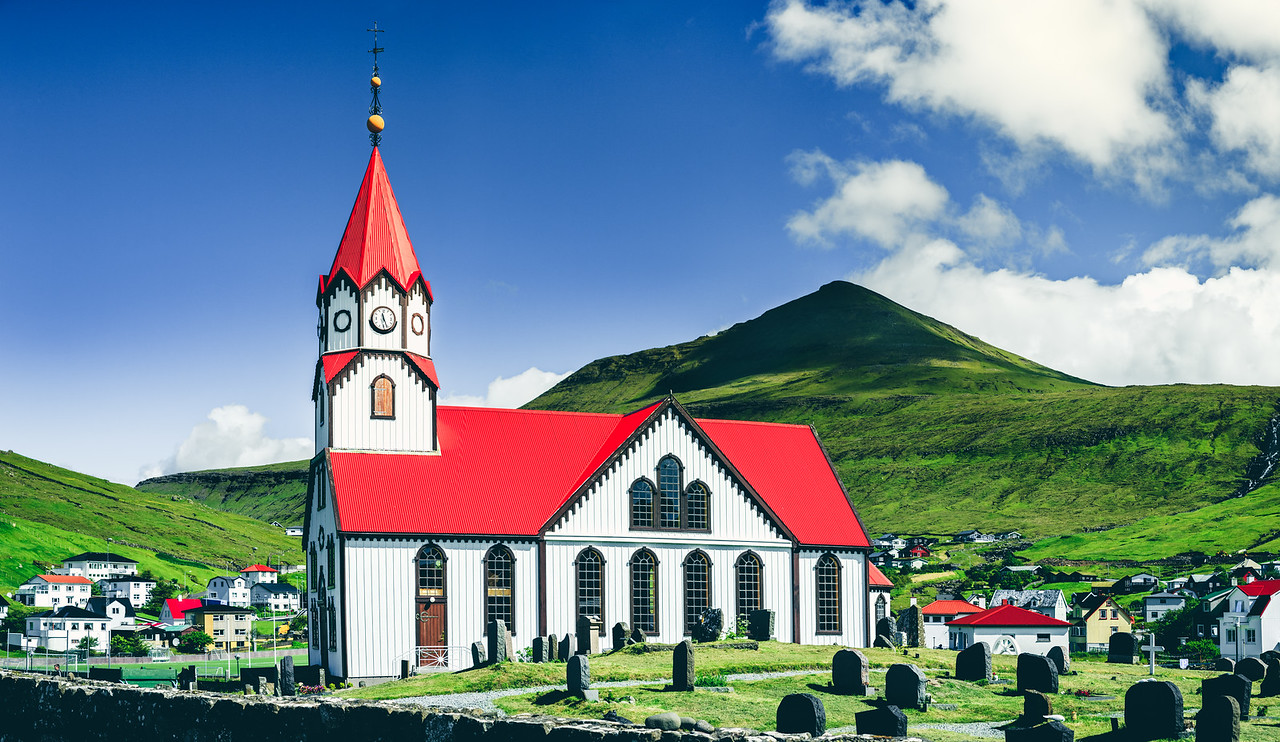 Sandavágur Church