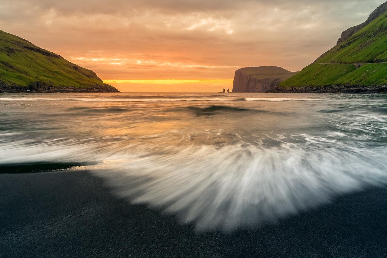 Tjørnuvík Sunset