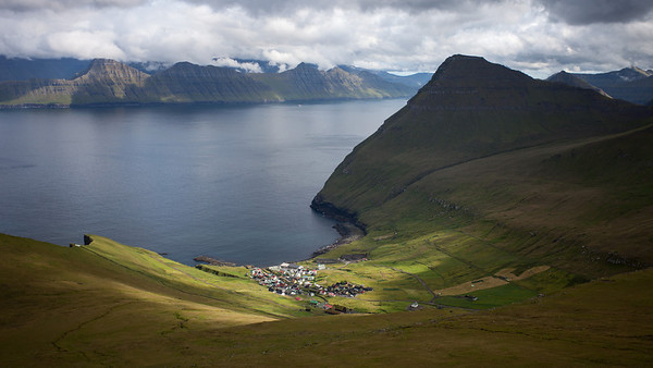 Gjovn, Faroe Islands