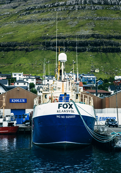 Fox Klaksvik Boat