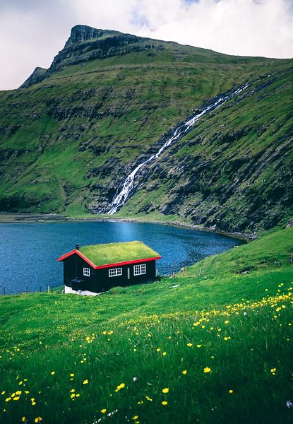 House in Saksun 2