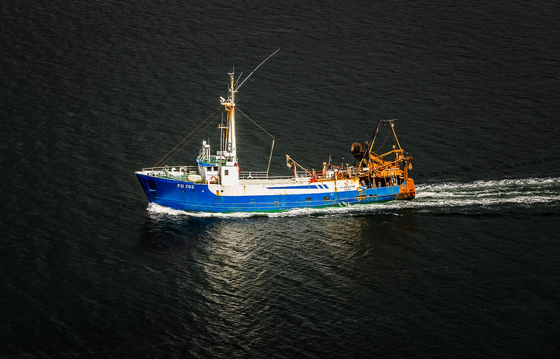Faroese Fishing Boat