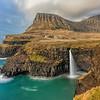 Mulafossur Waterfall I