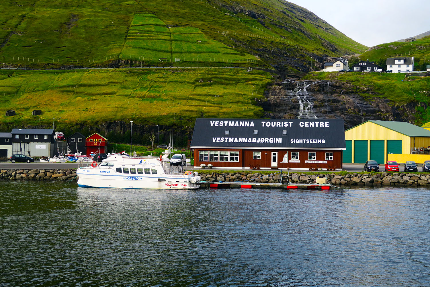 faroe islands travel