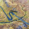 Funningur Winding Road Aerial