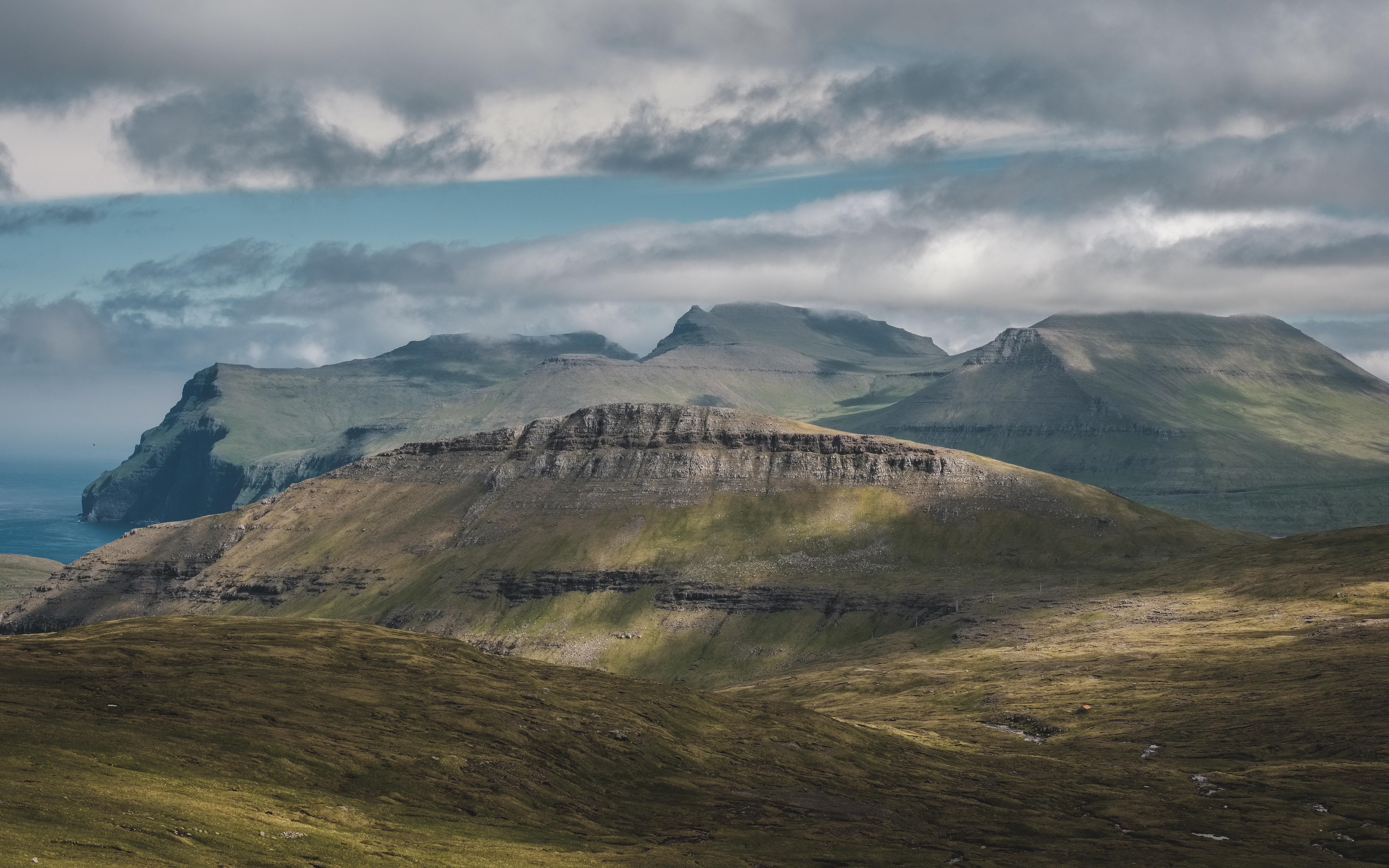 Färöer – Streymoy – Tjørnuvík – Saksun