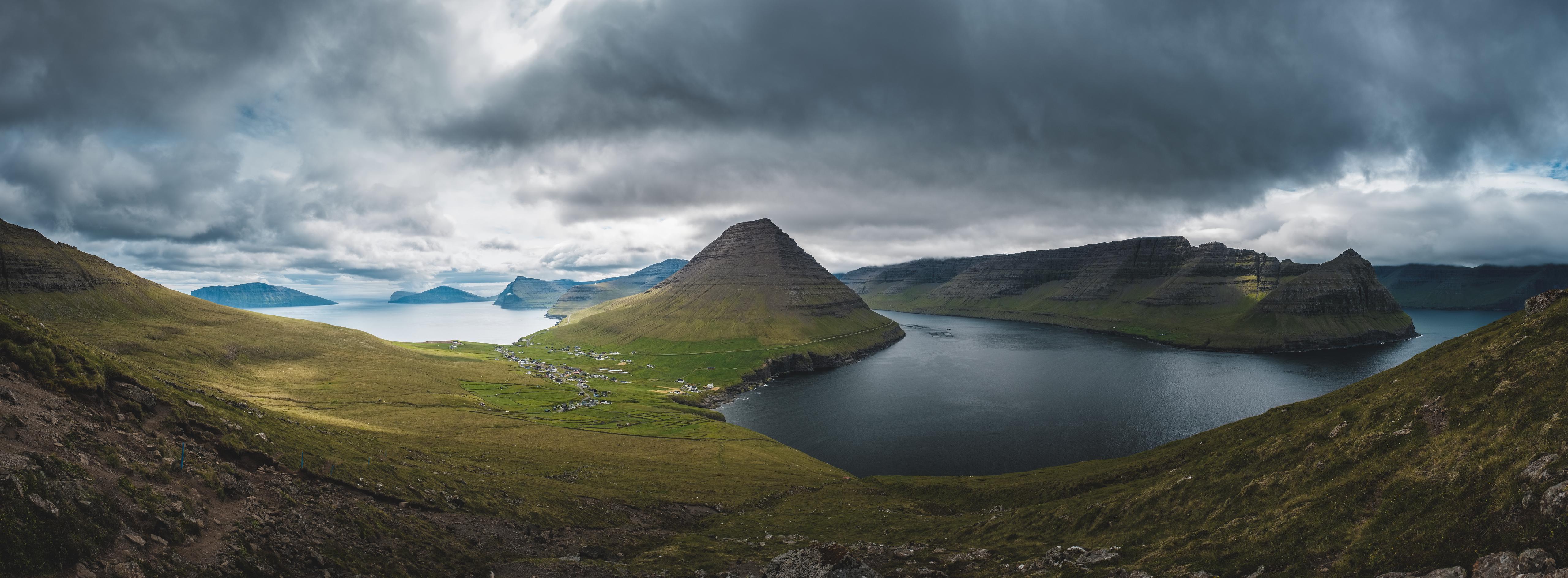 Färöer – Villingardalsfjall
