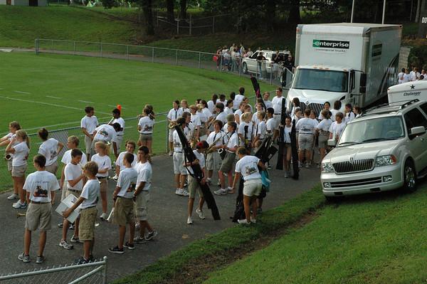 Oak Ridge Game 08-28-09