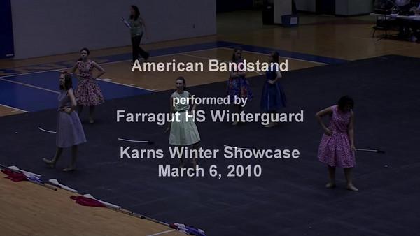 Winterguard and Indoor Drumline