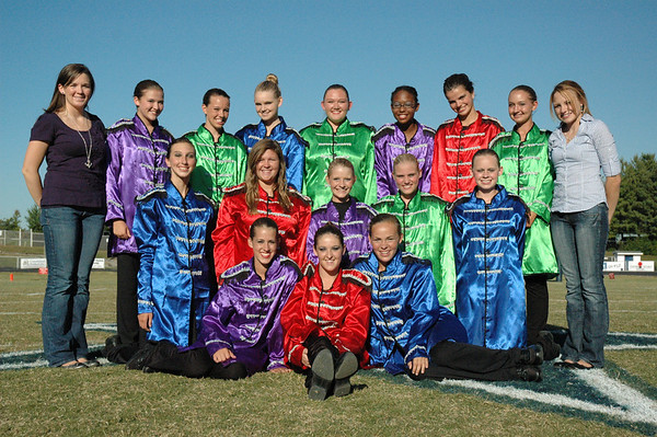 Color Guard 2010