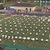Farragut Pregame Show performed at the Oak Ridge football game on August 27 at Farragut High School Stadium