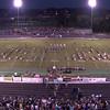 The Oak Ridge High school Wildband's halftime performance at the August 27, 2010 Farragut vs Oak Ridge football game at Farragut High School Stadium