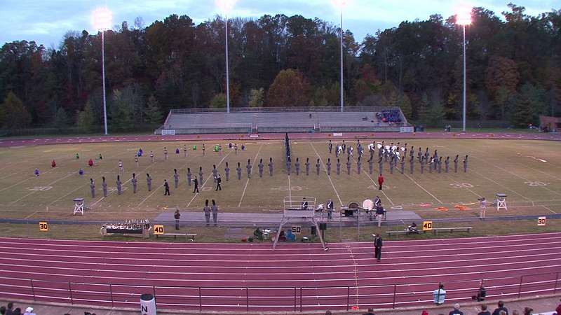 "Farragut High School's 1st Place performance at the ""Music in the Foothills"" competition at Sullivan North High School in Kingsport, TN"