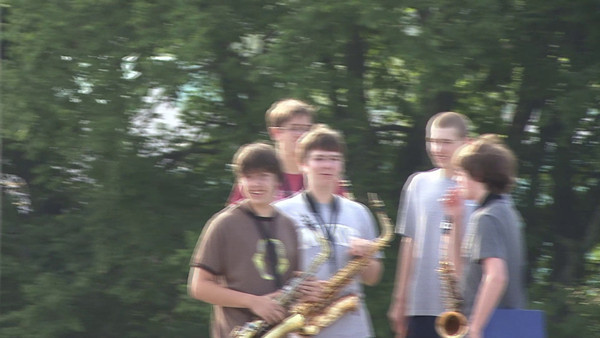Band Camp 2011 Day 2 Video